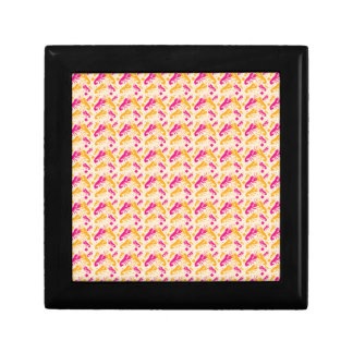 FOOD fight lobster fighting pattern Gift Box