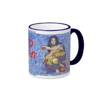 Food Fight. Coffee Mugs