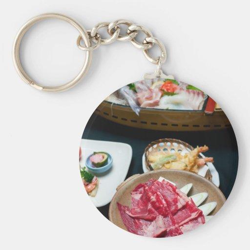 Food in Japan, Japanese Food Key Chains