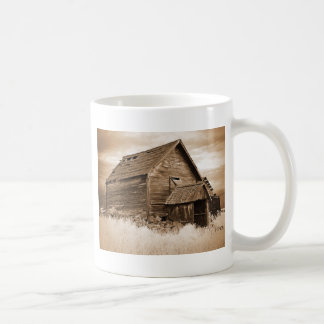 Food Storage Building ( Sepia ) Coffee Mug