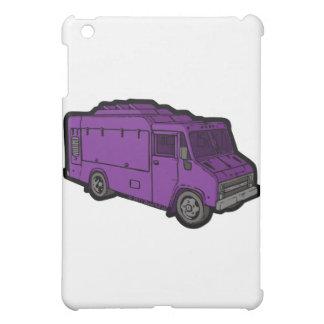 Food Truck: Basic (Purple) iPad Mini Cases