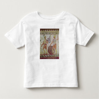 Foot soldiers, tomb painting from Paestum Shirt
