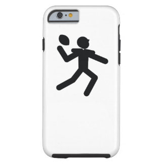 FOOTBALL | cool sport icon Tough iPhone 6 Case