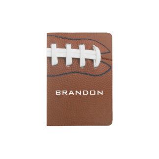 Football Design Passport Cover