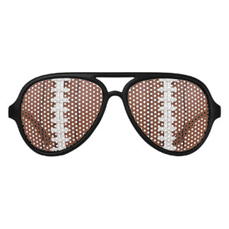 Football Design Photo Sunglasses Shades