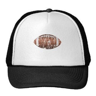 Football Distressed Cap