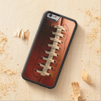Football Fan Fun Sports Maple iPhone 6 Bumper