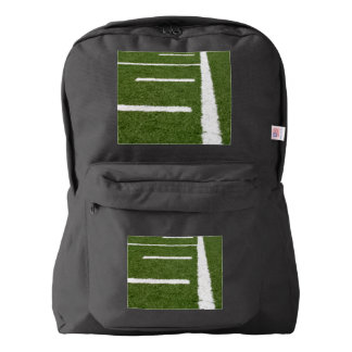 Football Lines Backpack