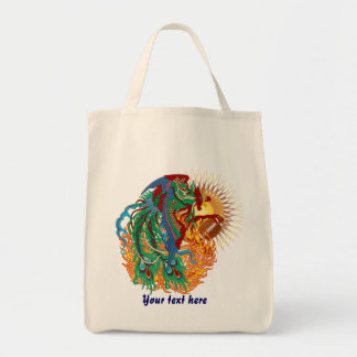 Football Mardi Gras think it's to early view notes Grocery Tote Bag