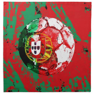 football portugal napkin