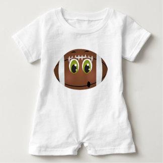 Football Sports Touchdown Kids Game Day Baby Bodysuit