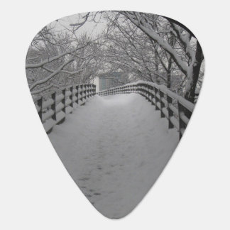 Footbridge Plectrum