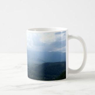Foothills Trail Parkway Basic White Mug