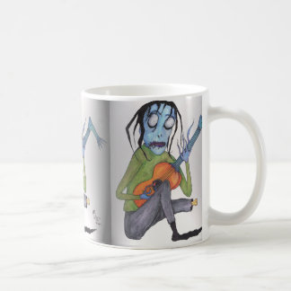 Footstock Fred by Tricia Martin Coffee Mug