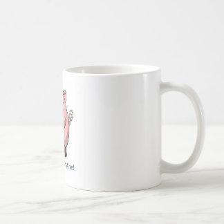 For bacon lovers basic white mug