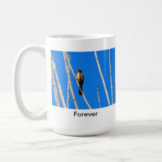 For Bird Lovers Basic White Mug