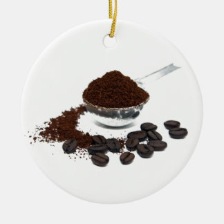 For coffee lovers christmas ornament