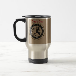 For Dad Travel Cup