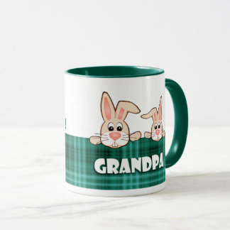 For Grandfather on Father's Day Gift Mugs
