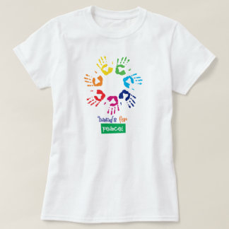 For Hands peace Tshirt