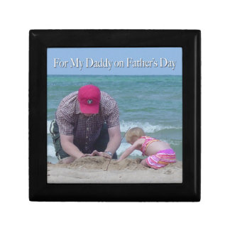 For My Daddy Father's Day Gift Box