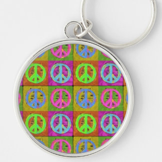 FOR PEACE KEY RING