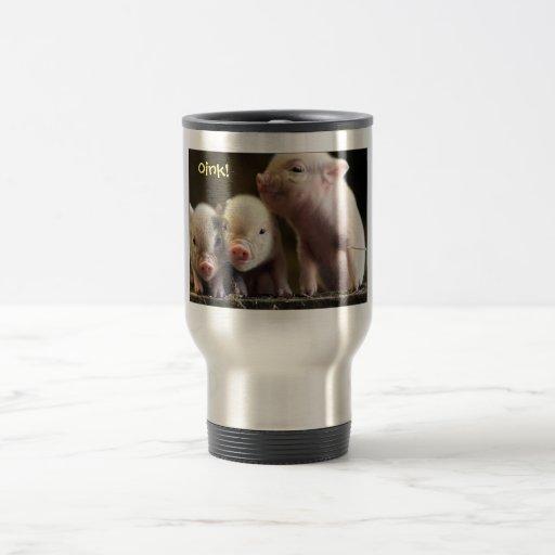 For Pig lovers Coffee Mug