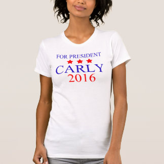 FOR PRESIDENT CARLY FIORINA 2016 T-Shirt