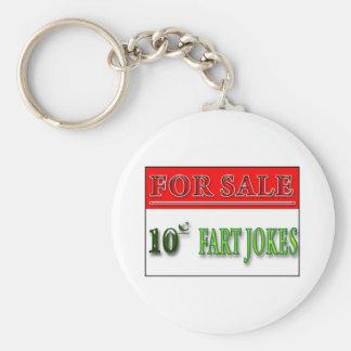 For Sale: 10 cent Fart Jokes Keychain
