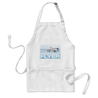 For the jet setter: Frequent flyer Standard Apron