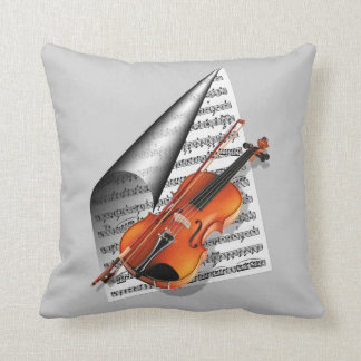 For the love of music.. throw pillows