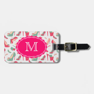 For the Love Of Shoes Travel Bag Tags
