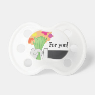 For You! Pacifier