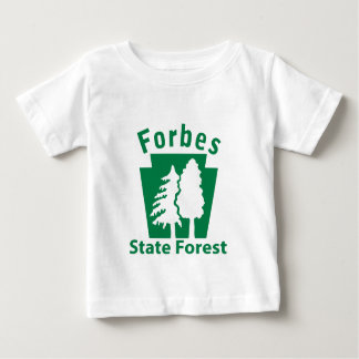 Forbes SF Trees Baby T-Shirt