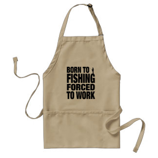 FORCED TO WORK STANDARD APRON