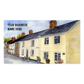 'Fore St., Grampound' Business Card
