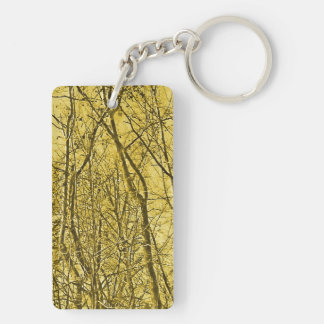 Forest Aglow Key Ring