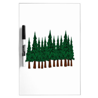 FOREST FOUNDERS DRY ERASE BOARD