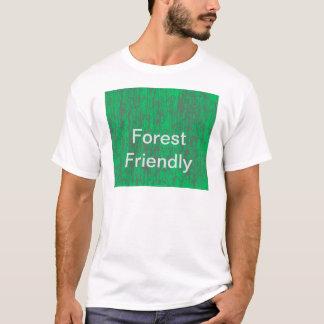 Forest friendly T shirt