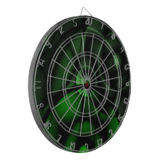 Forest Green Dartboard