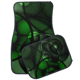 Forest Green Floor Mat