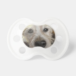 Forest  Jack Russell dog Pacifiers
