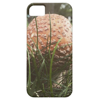 Forest Mushroom Case For The iPhone 5