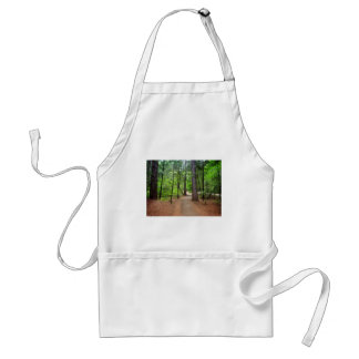 Forest Path Standard Apron