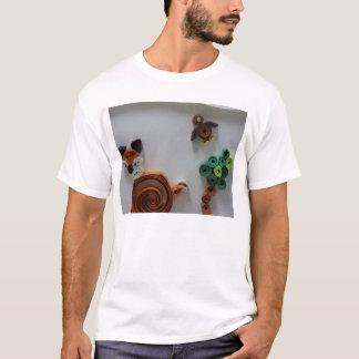 forest scene shirt