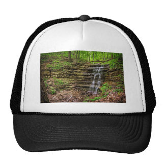 Forest Waterfall Cap