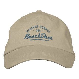FOREVER SUMMER 365 cap Embroidered Hats