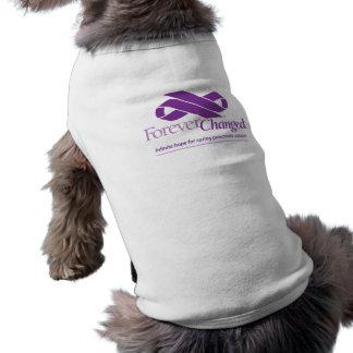 ForeverChanged dog shirt