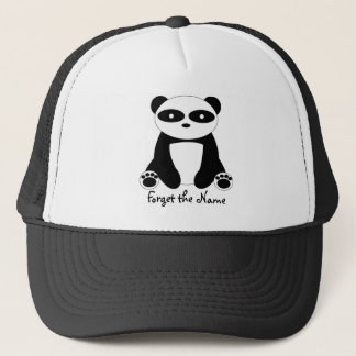 Forget the Panda Hat