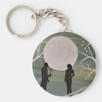 Forgiveness Basic Round Button Key Ring